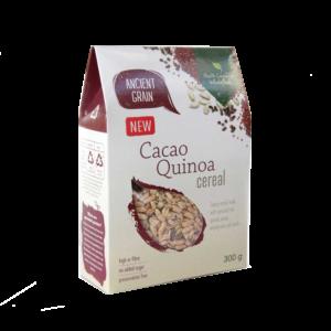 Cacao Quinoa Cereal