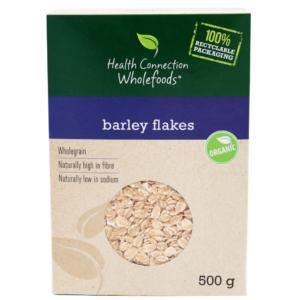 Organic Barley 500g