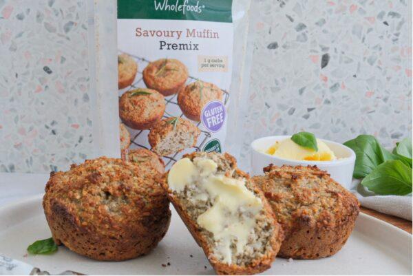 Savoury Muffin Premix