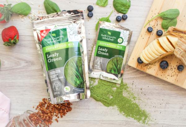 Leafy Green Superfood Powder