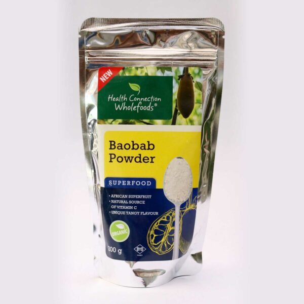 Baobab Powder, Organic 200g