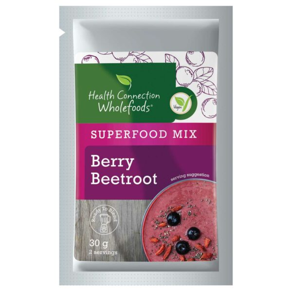 Berry Beetroot Sachets (10 x 30g)