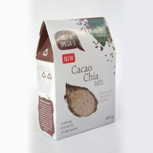 Cacao Chia Oats 300g