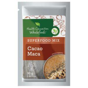 Cacao Maca Sachets (10 x 30g)