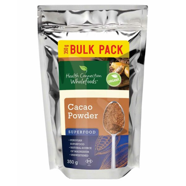 Cacao Powder, Organic 350g
