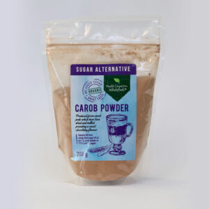 Carob Powder, Organic 200g