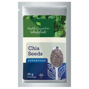 Chia Seed Sachets (10 x 30g)