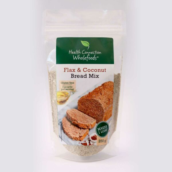 Flax & Coconut Bread Mix 250g