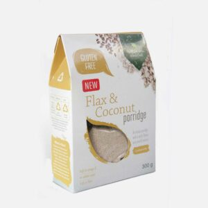 Flax & Coconut Porridge 300g