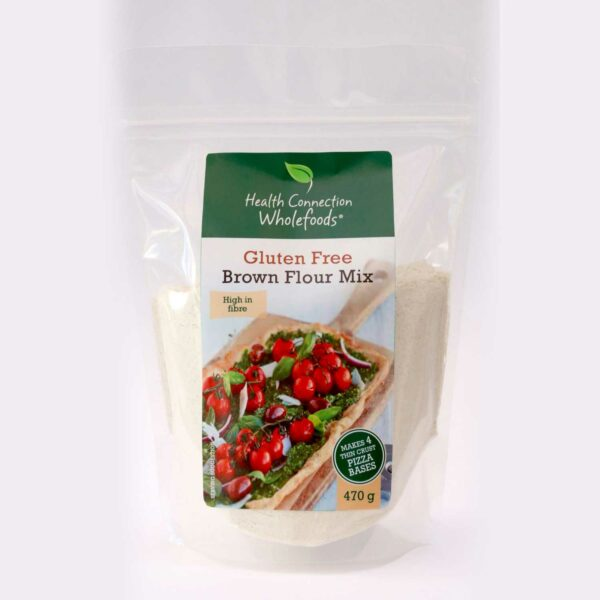 Gluten-Free Brown Flour Mix 470g