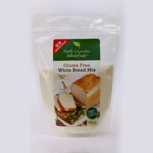 Gluten-Free White Bread Mix 500g