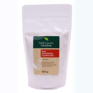 Himalayan Crystal Salt, Fine 500g