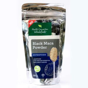 Black Maca Powder, Organic 200g