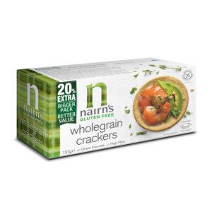 Gluten Free Wholegrain Crackers 137g