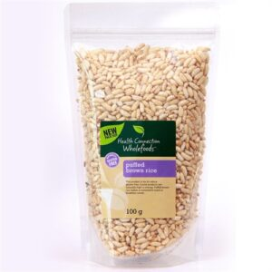 Puffed Brown Rice 100g
