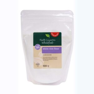 Rice Flour, White, Stoneground 500g