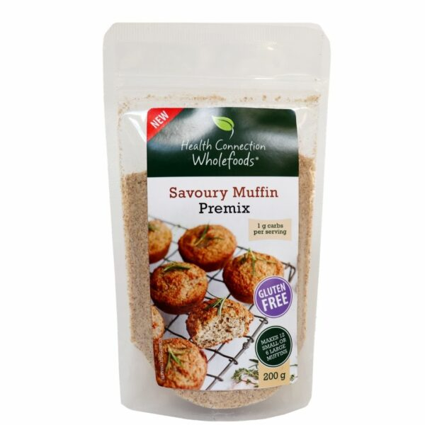 Savoury Muffin Premix 200g