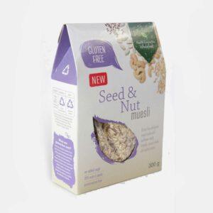 Seed & Nut Muesli 300g