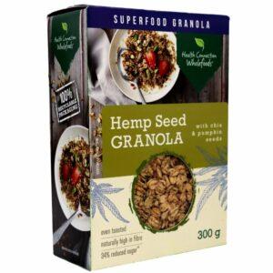 Hemp Granola